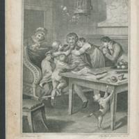 Dassel, Christian Conrad: <br /> Merkwürdige Reisen der Gutmannschen Familie. Ein Weihnachts- und Geburtstags-Geschenk für die Jugend. Mit einem Kupfer nach Ramberg.