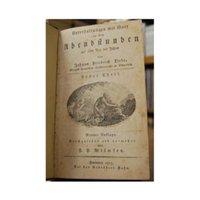 Tiede, Johann Friedrich: Unterhaltungen mit Gott in den Abendstunden auf jeden Tag des Jahres. 9. Auflage, größtentheils neu und umgearbeitet v. F. P. Wilmsen. 2 Bde.