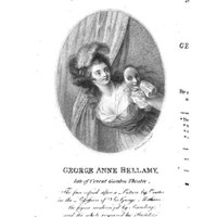 Bellamy, George Anne: An Apology for the Life of George Anne Bellamy, late of Covent Garden Theatre. Written by herself.