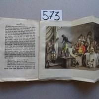 Schütze, Stephan: Abentheuerliche Wanderung von Weimar nach Carlsbad. Zweite wohlfeile Ausgabe mit Kupfern.