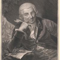 [prüfen: geplant für Werke Gleim 1811; realisiert?  Stiche danach statt nach dem Gemälde?]