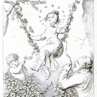 Witte, Minna von: Lilli in zehn Liedern. Mit gest. Titel und 10 Kupfertafeln von J. H. Ramberg.