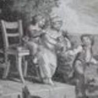 Löhr [Loehr], J[ohann] A[ndreas] Chr[istian] [Pseud. J. C. F. Müller, Karl Friedrich Schmidt]: Erzählungen und Geschichten für Herz und Gemüth der Kindheit und Jugend. Zwei Theile [in einem Band]. Ein Nachtrag zu mehrern seiner Schriften, insonderheit zu den Erweckungen für's Herz und zu der Familie Oswald.