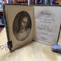Penelope. Taschenbuch für das Jahr ... [1817-1830]. Hrsg. v. Theodor Hell.