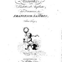 Berquin, Arnaud: L' amice de' fanciulli. Trad., ed ampliato dal francese, de Francesco Sastres.