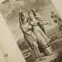 Glatz, Jakob: Allwina oder das Glück eines tugendhaften und frommen Herzens und Wandels. Für Frauen und Jungfrauen gebildeter Stände. Erster Theil. Zweite, verschönerte Ausgabe.