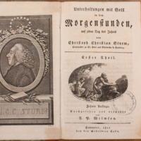 Sturm, Christoph Christian und F. P. Wilmsen
